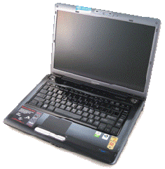 Notebook Toshiba Satellite A305D-SP6803