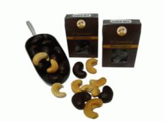 Marañón Cubierto con Chocolate Oscuro