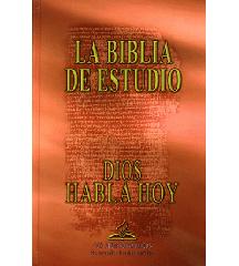 Biblia Dios Habla Hoy de estudio