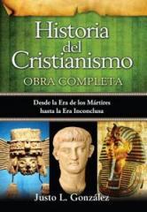 Libro Historia del cristianismo - Obra completa