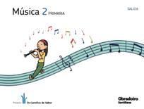 Libro Música 2º PRI, Os Camiños do Saber