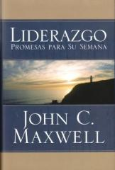 Libro Liderazgo promesas para su semana