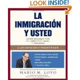 Libro La inmigración y usted