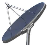 Antena C ITB 2.4 Fija Metal S/Base