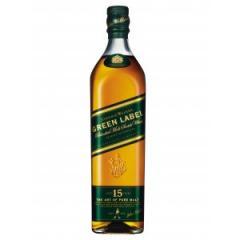 Whisky Johnny Walker Green Label