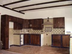 Set de muebles de cocina