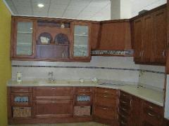 Muebles interiores de madera