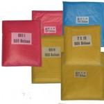 Bolsas plásticas multicolor