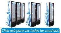 Refrigeradores Línea X-ECO