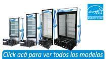 Refrigeradores Línea DECK
