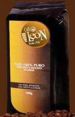 Café León Dorado (empaque Institucional)