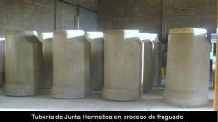 Tubería de Junta Rapida UI-28764