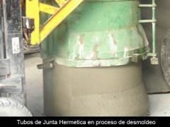 Tubería de Junta Rapida DP-88520