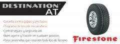 Llantas Destination AT