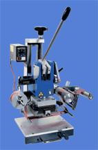 Máquina manual para el estampado en caliente P-800