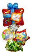 Arreglo de globos para Cumpleaños