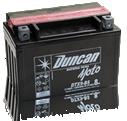 Acumulador Duncan Moto