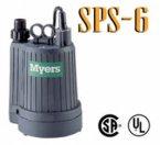 Bombas de Agua Serie SPS-6