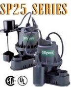 Bombas Serie SP25