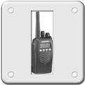Radio Convencional ICOM-IC 1538