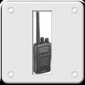 Radio Convencional ICOM-IC 0375