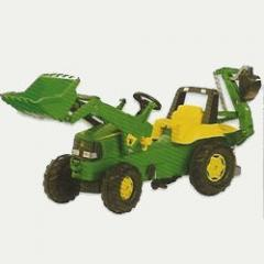 Juguete Tractor