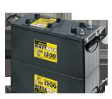Acumulador Heavy Duty 1500