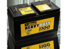 Acumulador Heavy Duty 1100