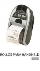 Rollos para handheld