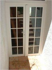 Puerta de hogar