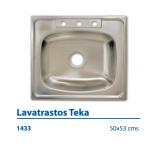 Lavatrasto Teka 1433