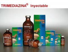 Anabólicos Veterinarios Trimediazina inyectable