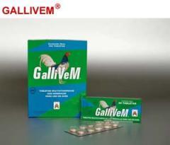 Vitaminas Veterinarios Gallivem