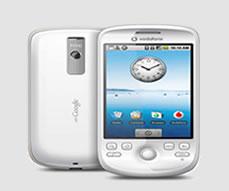 Teléfono Model No:CP-G2 android1.5