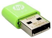 Mini USB HP Color Verde
