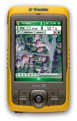 GPS Para Mediciones JUNO