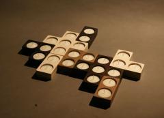 Candeleros Rectangulares