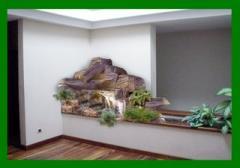 Cascadas Ornamentales