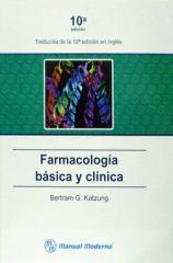 Libro Farmacologia Basica y Clinica