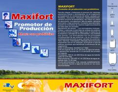 Vitaminas Maxifort