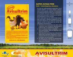 Sulfas Avisultrim