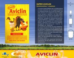 Antibióticos Aviclin