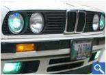 Estribo para la marca BMW