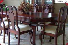 Set de muebles de comedor