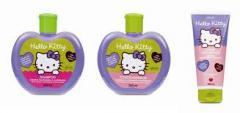 Shampoo Hello Kitty