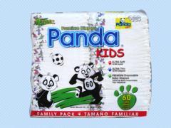 Pañales desechables Panda Kids