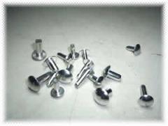 Remache de golpe de aluminio