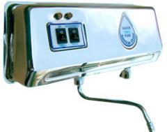 Purificador de agua Mini Super Acero