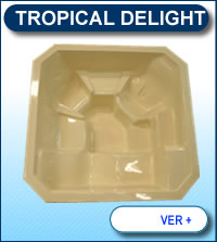 Jacuzzi Tropical Delight