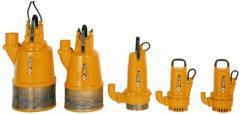 Bombas para obras y agotamientos Tipo D